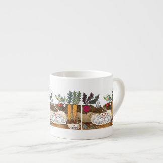 Love Bunnies Espresso Mug