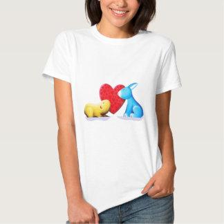 Love Bunnies Tee Shirt