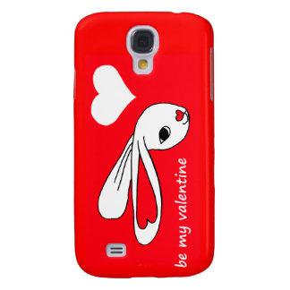 Love Bunny Samsung Galaxy S4 Cases