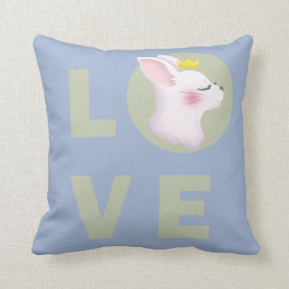 Love Bunny Cushion