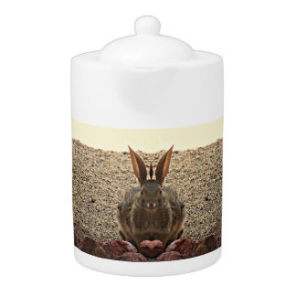 Love Bunny Tea Pot