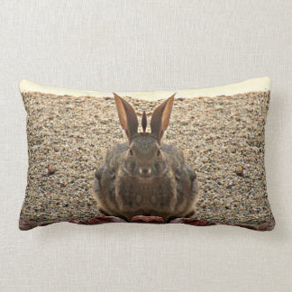 Love Bunny Throw Pillow