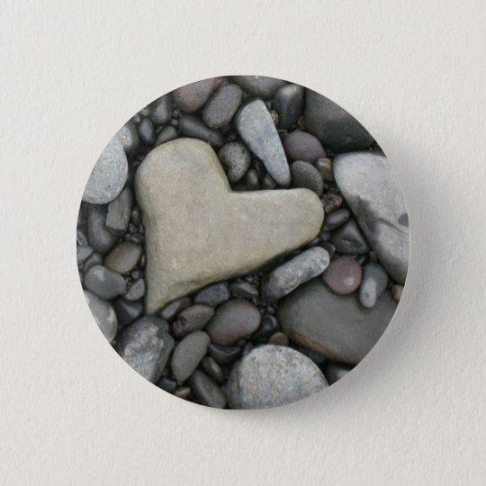 LoveButton 6 Cm Round Badge