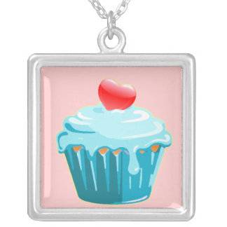 Love By Cupcake Necklaces