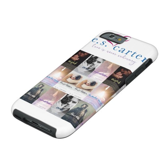 Love By Numbers iPhone case