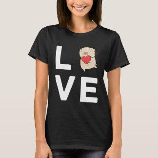 LOVE by Pugelton T-Shirt