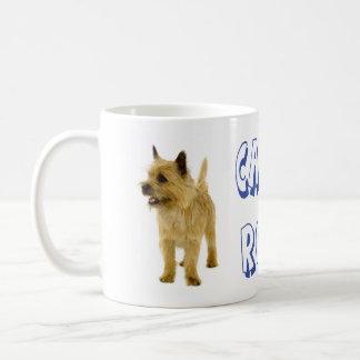 Love Cairn Terrier Puppy Dog  Coffee Mug