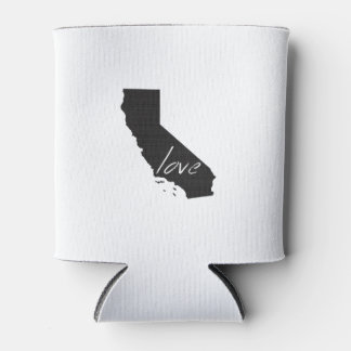 Love California Can Cooler