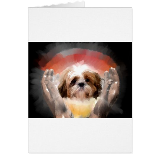 love calls_Painting.jpg Card