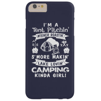 LOVE CAMPING BARELY THERE iPhone 6 PLUS CASE