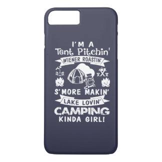LOVE CAMPING iPhone 7 PLUS CASE