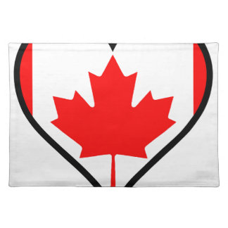 Love Canada Placemat