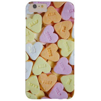 """Love"" Candy Hearts Cell Phone Case"