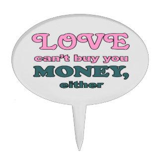 LOVE CAN'T BUY MONEY