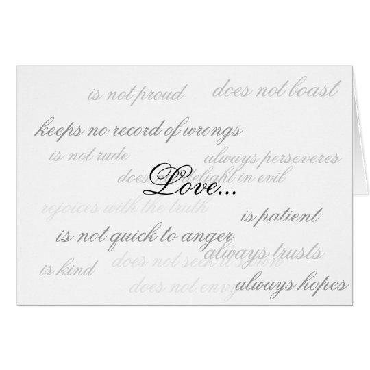 Love... Card
