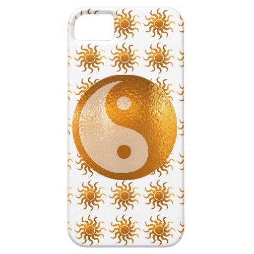 LOVE Care : Sun Energy n YIN YANG Balance iPhone 5 Case
