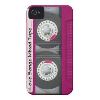 Love Cassette Tape Blackberry Bold Cover