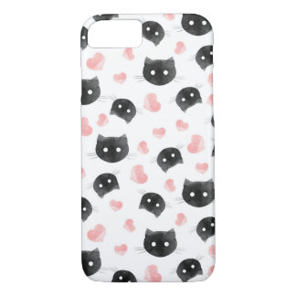 Love Cats iPhone 8/7 Case
