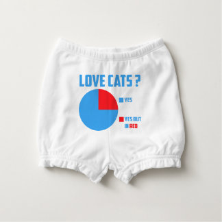 Love cats nappy cover