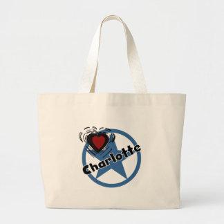 Love Charlotte Tote Bag
