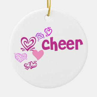 Love Cheer Christmas Ornament