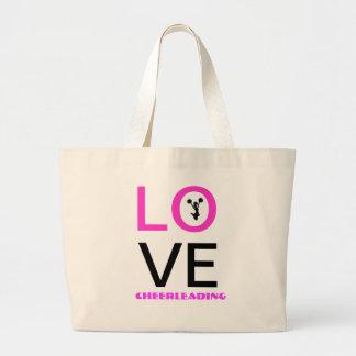 LOVE Cheerleader Bag