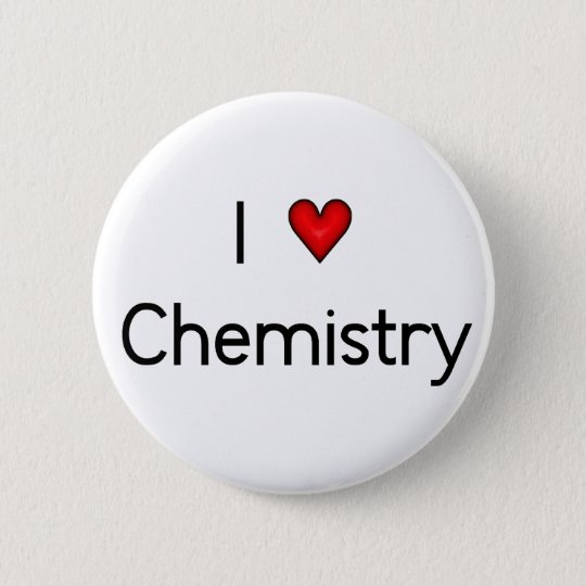 Love Chemistry Button