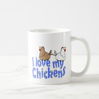 Love Chicken Mug