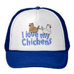 Love Chickens - Cap