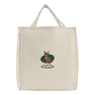 Love Chihuahua Bag