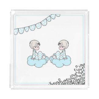 Love Child Acrylic Tray