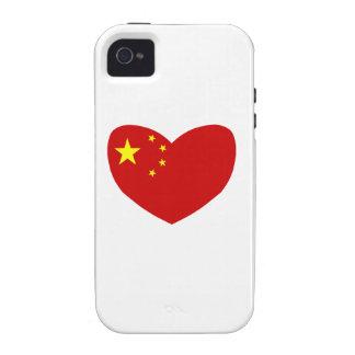 Love China iPhone 4 Case