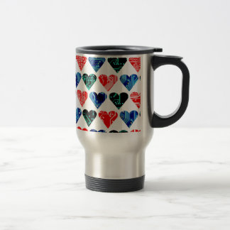 love circuit, Colors set 1 Travel Mug