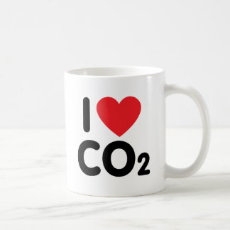 Love Co2 Coffee Mug