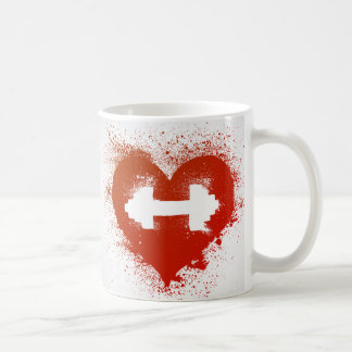 Love Coffee & Gains Coffee Mug