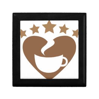 Love coffee gift box