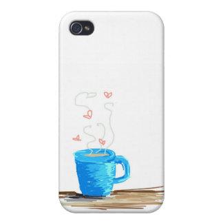 Love Coffee iPhone 4 Cases