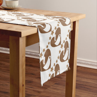 Love coffee short table runner