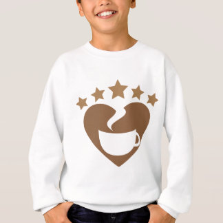 Love coffee sweatshirt