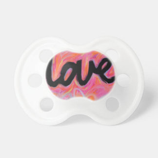 """""""LOVE"""" Collection Pacifier"""
