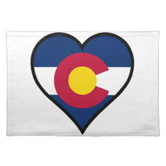 Love Colorado Placemat