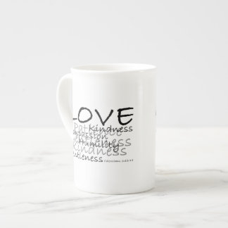 Love (Colossians 3) Specialty Mug Bone China Mug