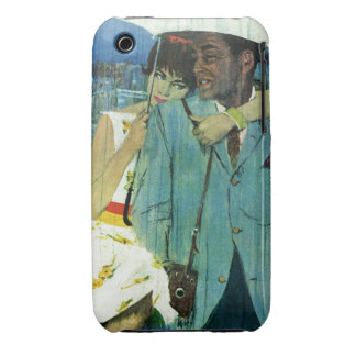 Love Comes to Miss Lucas Case-Mate iPhone 3 Cases