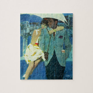 Love Comes to Miss Lucas Jigsaw Puzzle