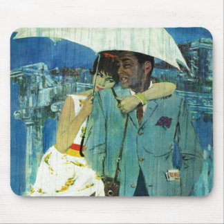 Love Comes to Miss Lucas Mouse Pad