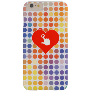 Love Conceptual Barely There iPhone 6 Plus Case