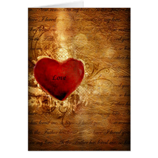 Love Conquers All Card