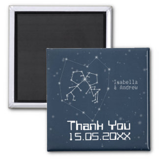 Love Constellation - Thank You Magnet