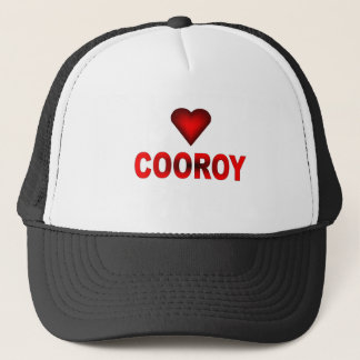 Love Cooroy Trucker Hat
