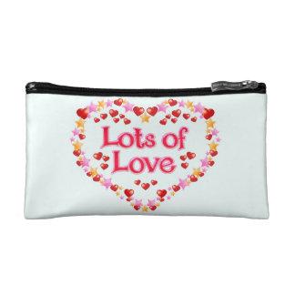 Love Cosmetics Bags